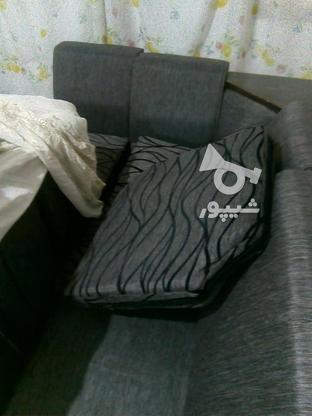مبل مدل ال هفت هشت نفره در گروه خرید و فروش لوازم خانگی در تهران در شیپور-عکس1