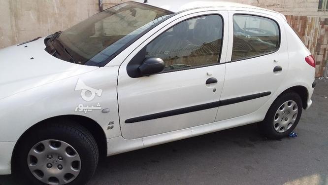 206 مدل 98 در گروه خرید و فروش وسایل نقلیه در تهران در شیپور-عکس1