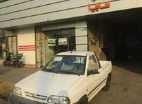 پراید وانت (151) 1398 سفید در شیپور-عکس کوچک