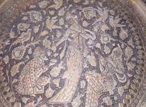 سینی مسی قدیمی در شیپور-عکس کوچک