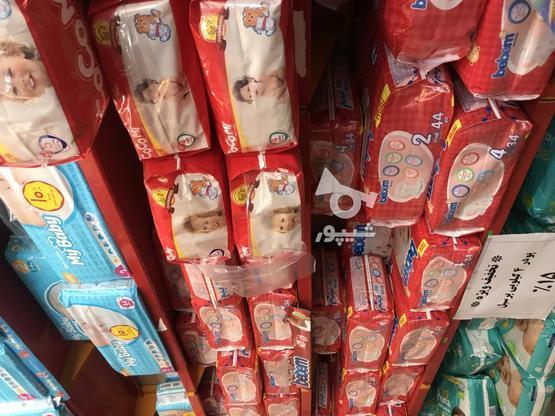 پوشک بچه مولفیکس مای بیبی ببم بارلی مرسی در گروه خرید و فروش لوازم شخصی در تهران در شیپور-عکس1