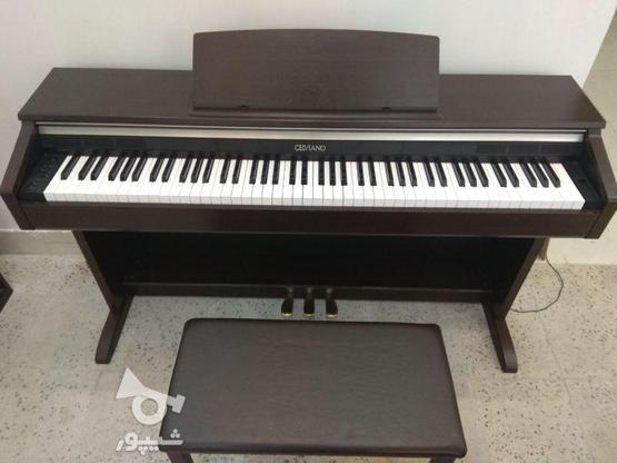 پیانو دیجیتال کاسیو AP-220 اصل کلاویه سنگین در گروه خرید و فروش ورزش فرهنگ فراغت در تهران در شیپور-عکس1