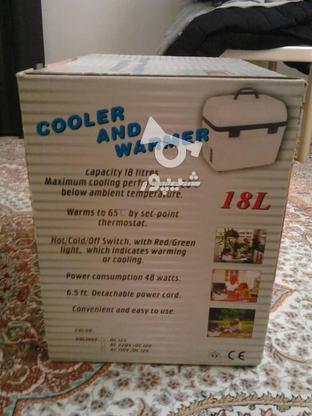 یخچال و گرم نگه دار خانگی و اتومبیل برقی در گروه خرید و فروش لوازم خانگی در تهران در شیپور-عکس1