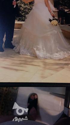 لباس عروسی بسیار نو و  لاکچری  در گروه خرید و فروش لوازم شخصی در تهران در شیپور-عکس1