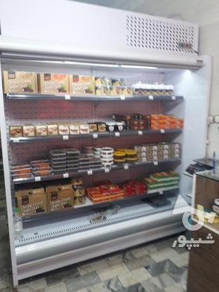 یخچال پرده هوا در حد نو در گروه خرید و فروش صنعتی، اداری و تجاری در مرکزی در شیپور-عکس1
