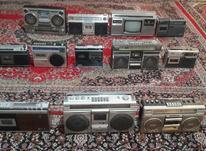 رادیوهای قدیمی عتیقه در شیپور-عکس کوچک