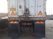 کمپرس تریلی دو محور در شیپور-عکس کوچک
