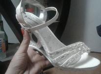 کفش پاشنه دار سایز 38 در شیپور-عکس کوچک