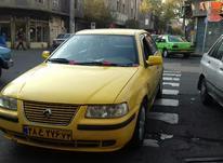 تاکسی برون شهری مدل 84 در شیپور-عکس کوچک