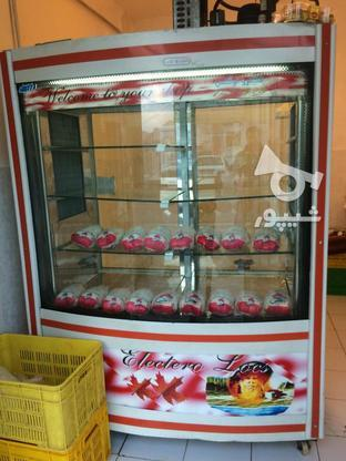 یخچال ویترینی در گروه خرید و فروش صنعتی، اداری و تجاری در کرمانشاه در شیپور-عکس1