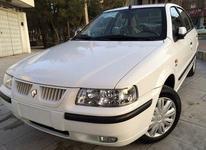 سمند LX 1398 سفید در شیپور-عکس کوچک