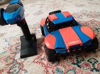 ماشین کنترلی آفرود خوش رنگ قدرتش زیاده در شیپور-عکس کوچک