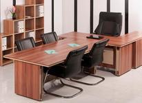 میز مدیریت با کنفرانس مدل ماهور-نقد و چک در شیپور-عکس کوچک