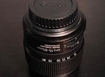 لنز Canon 15-85 IS USM  در شیپور-عکس کوچک