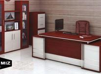 میز اداری //میز مدیریت ماهگونی در شیپور-عکس کوچک
