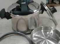زودپز 6 لیاری با واشر اضافه بخار پز در شیپور-عکس کوچک