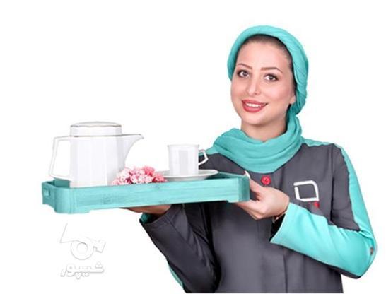 خدمات پذیرایی مجالس و مهمانی ها با نیروی مجرب خانم و اقا در گروه خرید و فروش خدمات و کسب و کار در تهران در شیپور-عکس1