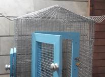 قفس آهنی پرنده  در شیپور-عکس کوچک