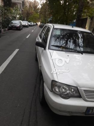 پراید 132 سفید جهت معاوضه در گروه خرید و فروش وسایل نقلیه در تهران در شیپور-عکس1