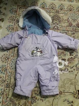 کاپشن سرهمی کودک در گروه خرید و فروش لوازم شخصی در تهران در شیپور-عکس1