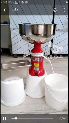 فروش انواع خامه گیر و چرخ شیر برقی و دستی در گروه خرید و فروش خدمات و کسب و کار در تهران در شیپور-عکس1