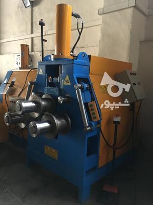 دستگاه نورد لوله شفت 100 هیدرولیک در گروه خرید و فروش صنعتی، اداری و تجاری در تهران در شیپور-عکس1