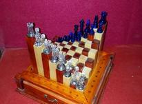 شطرنج چوبی پلکانی  در شیپور-عکس کوچک