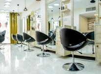 رنگ مو مش آمبره ناخن هایلایت دکلوره میکاپ اکستنشن در شیپور-عکس کوچک