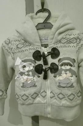 کاپشن بچگانه در گروه خرید و فروش لوازم شخصی در تهران در شیپور-عکس1