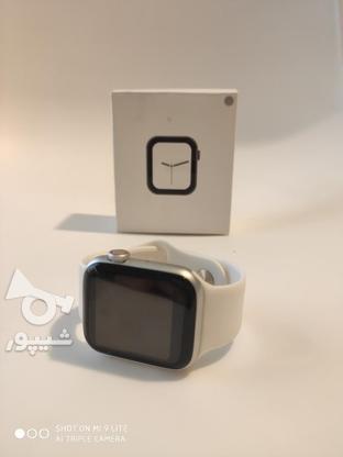 طرح اپل واچ سری 5 کاملا مشابه اصلی در گروه خرید و فروش موبایل، تبلت و لوازم در تهران در شیپور-عکس1