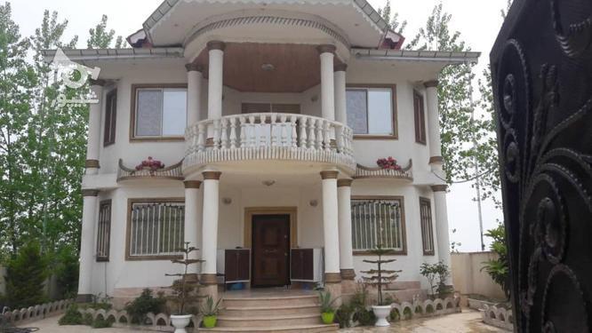 فروش ویلا دوبلکس 440متری 250 متر بنا در لنگرود چمخاله در گروه خرید و فروش املاک در گیلان در شیپور-عکس17