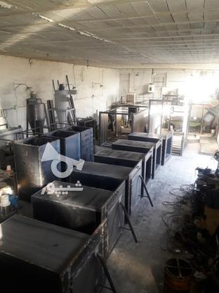 کوره ذغال صنعتی با برنامه پخت تضمینی در گروه خرید و فروش صنعتی، اداری و تجاری در اصفهان در شیپور-عکس1