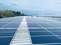 پنل خورشیدی - سلول خورشیدی در شیپور-عکس کوچک