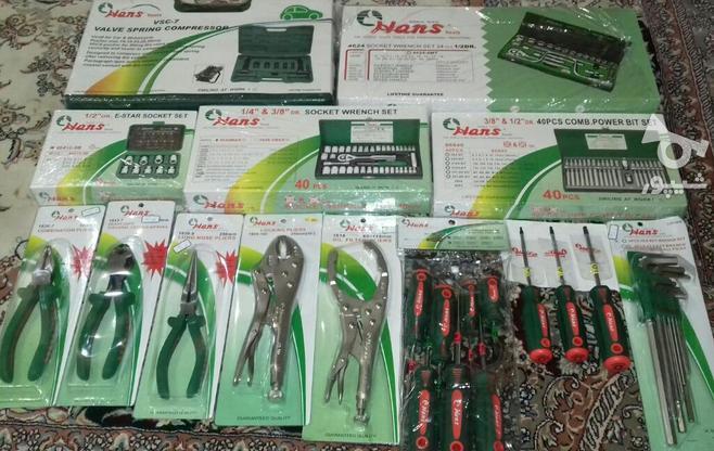 ابزار های مکانیکی هنس اصل تایوان  در گروه خرید و فروش صنعتی، اداری و تجاری در مازندران در شیپور-عکس1