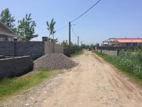 زمین480 متری با اسکت  پروانه ساخت ساحلی در شیپور