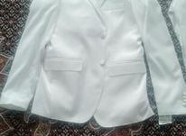 فروش کت و شلوار و کفش سفید در شیپور-عکس کوچک