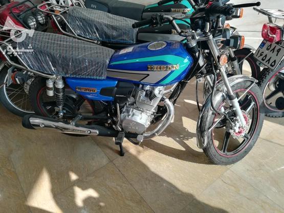 موتور سیکلت 125 احسان صفر کیلومتر در گروه خرید و فروش وسایل نقلیه در مازندران در شیپور-عکس1