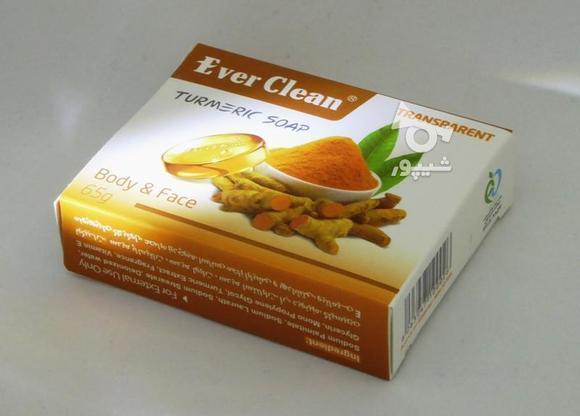صابون زردچوبه ضد عفونی کننده و لایه بردار اورکلین EVER CLEAN در گروه خرید و فروش لوازم شخصی در تهران در شیپور-عکس1