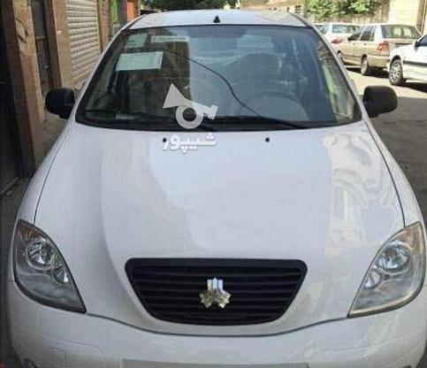 تیبا تیبا 2 (هاچ بک) 1398 سفید اقساطی در گروه خرید و فروش وسایل نقلیه در تهران در شیپور-عکس1
