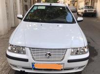 سمند LX EF7 1398 سفید اقساطی در شیپور-عکس کوچک