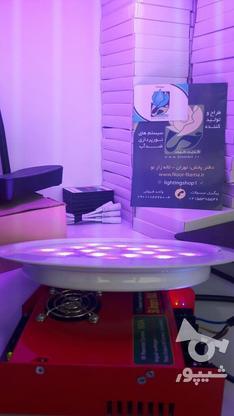 چراغ استخری ضدآب با قابلیت تغییر رنگ در گروه خرید و فروش لوازم الکترونیکی در فارس در شیپور-عکس1