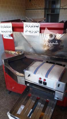دستگاه تنور نانوایی بهمراه نان درآر در گروه خرید و فروش صنعتی، اداری و تجاری در اصفهان در شیپور-عکس1