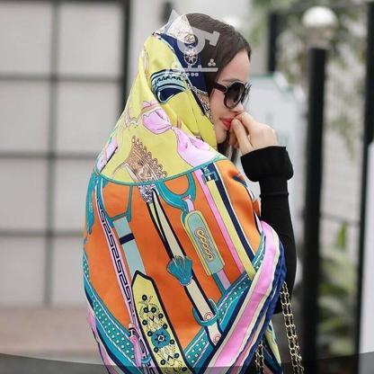کار در منزل فروش شال و روسری نقدی و امانی در گروه خرید و فروش استخدام در تهران در شیپور-عکس1