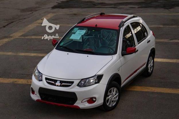 کوییک ار مدل 99 صفر خشک سفید قرمز در گروه خرید و فروش وسایل نقلیه در تهران در شیپور-عکس1