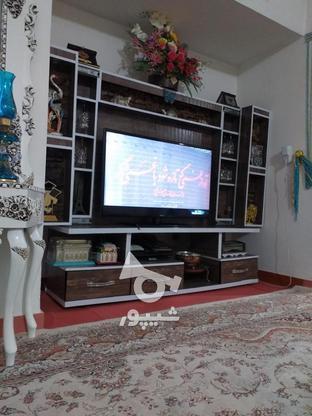 زیر تلویزیون چوبی بزرگ در گروه خرید و فروش لوازم خانگی در خوزستان در شیپور-عکس1
