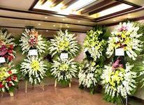تاج گل مراسم افتتاحیه،تاج گل تبریک تاج گل تحریم در شیپور-عکس کوچک