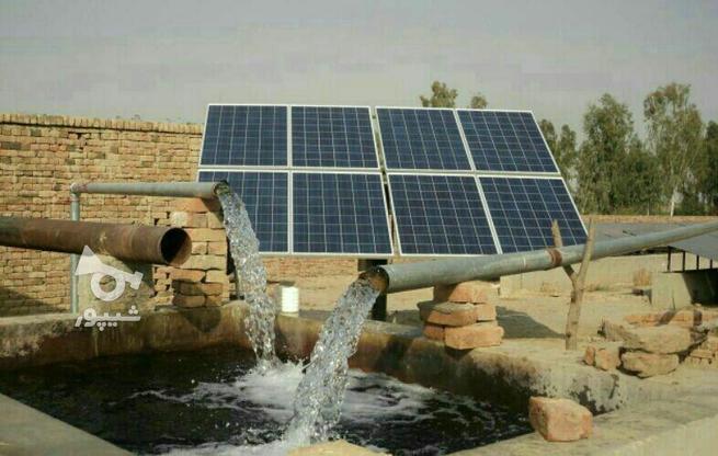 پمپ آب خورشیدی   شناور خورشیدی   در گروه خرید و فروش صنعتی، اداری و تجاری در کردستان در شیپور-عکس1