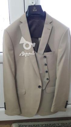 کت شلوار و کفش همراه با کراوات تازه از ترکیه با پیراهن  در گروه خرید و فروش لوازم شخصی در آذربایجان غربی در شیپور-عکس1