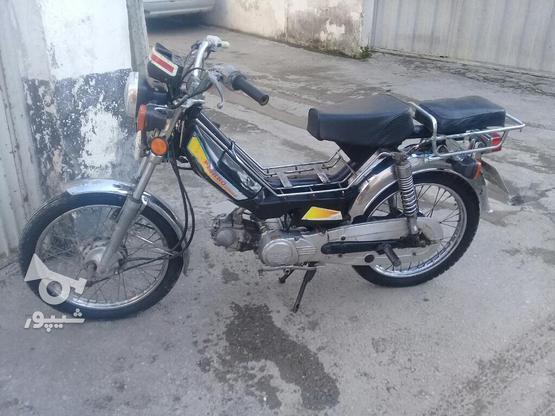 موتور سیکلت پیشرو 70 پلاک ملی در گروه خرید و فروش وسایل نقلیه در مازندران در شیپور-عکس1