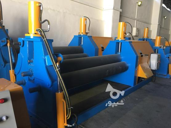 دستگاه نورد 2و2/5متر10و12میلیمتر در گروه خرید و فروش صنعتی، اداری و تجاری در آذربایجان شرقی در شیپور-عکس4